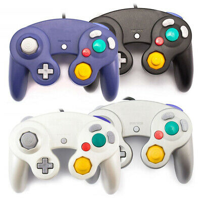 Wired Classic Remote Controller Game Pad for Nintendo GameCube GC & Wii New BL