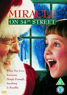 Miracle On 34th Street Brand New Sealed DVD Christmas Movie