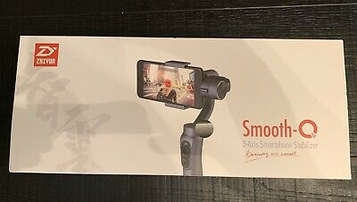 Zhiyun Smooth Q 3-Axis Handheld Cell Phone - Smartphone Camera Gimbal Stabilizer