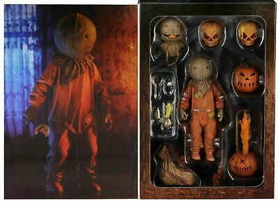 NECA TRICK oR TREAT SAM ULTIMATE 7 INCH ACTION FIGURE new!