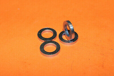 """Triumph T140 Tr7 3/8"""" 4 Cylinder Head Sleeve Nut Washer 1976-83 71-2598 Uk Made"""