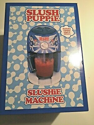 New Slush Puppie Slushie Machine