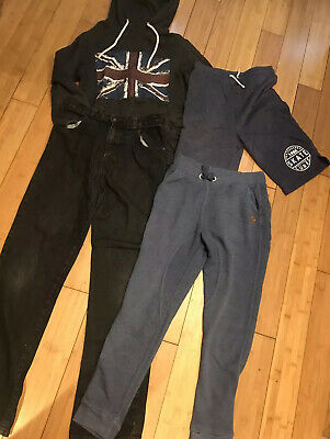 Boys Clothes Bundle Age 12-14 Years, Jeans, Hoodie, Joggers, Shorts