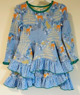 Nwt Matilda Jane Make Believe Neck Of The Woods Dress Size 2