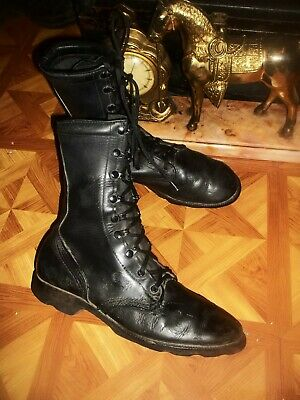 ALTAMA Combat Boots Ro-Search Military Army Boots Hunting  Engineer Boots 9.5