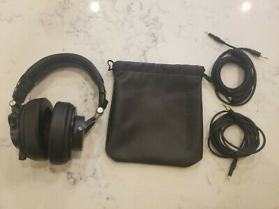 Audio-Technica ATH-M50x Upgraded Ear Pads