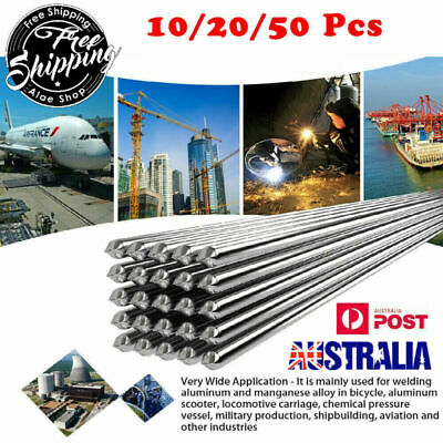 Easy Aluminum Welding Rods Wire Low Temperature No Need -----10/20/50PCS