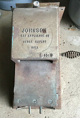 Forge Johnson Gas Appliance