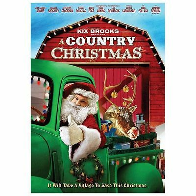 A Country Christmas DVD NEW