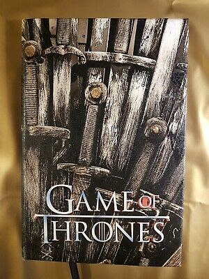 Quaderno games of Thrones trono di spade