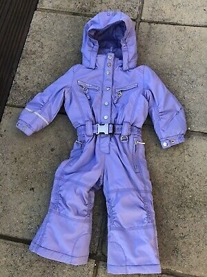 STUNNING GIRLS Poivre Blanc SNOW SUIT , SKI SUIT, LILAC, GREAT CONDITION