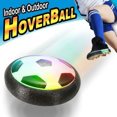 Toys for Kids Boys LED Air Hover Disk Ball 3 4 5 6 7 8 9+ Age Cool Toy Xmas Gift