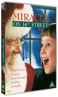Richard Attenborough, Eliza...-Miracle On 34th Street DVD NEW