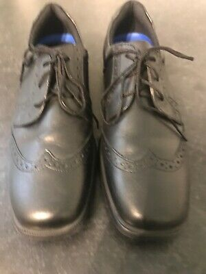 Brand New Leather Lace Up  Shoes Size 5