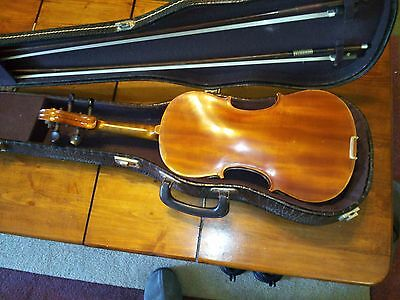 RARE, 100 year old Suzuki Violin (Made In Nippon)