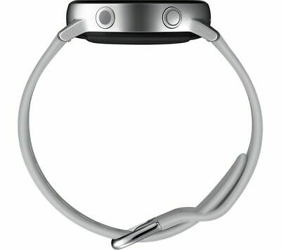 SAMSUNG Galaxy Watch Active - Silver - MISSING ACCESSORIES - Currys