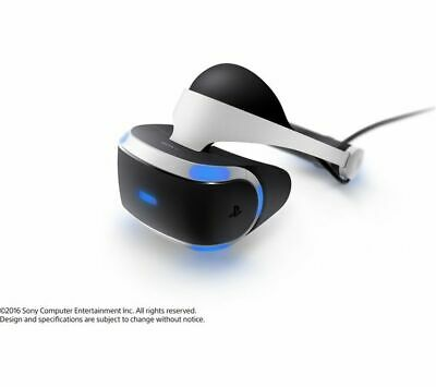 SONY PlayStation VR Starter Pack - DAMAGED BOX - MISSING ACCESSORIES  - Currys