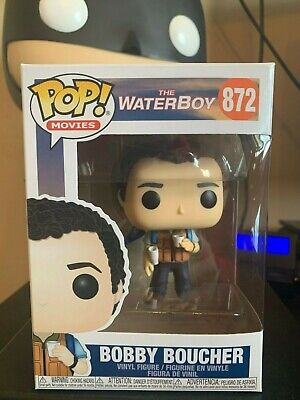 Funko POP! Movies Water Boy Bobby Boucher - IN STOCK - NEW