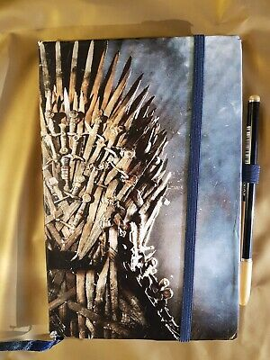 Quaderno personalizzato con foto game of Thrones trono di spade
