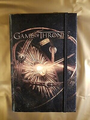 Quaderno personalizzato con foto game of Thrones trono di spade astrolabio