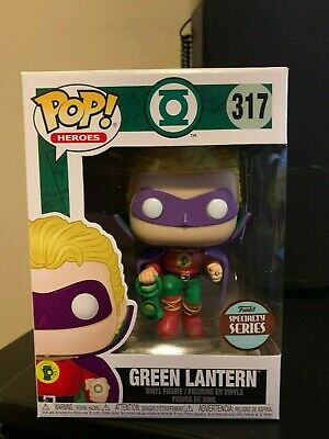 Funko POP! DC Comics Green Lantern Specialty Series Exclusive - [PRE ORDER] NEW