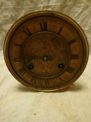 Old Drp Clock Movement For Spares Or Repairs