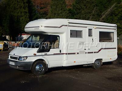 AUTO-SLEEPER RIENZA, 2003, 2 Berth, Ford 2.4 TDI, 24k Miles,