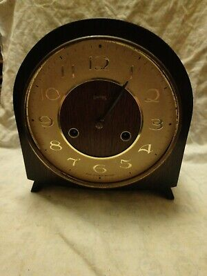 Smiths Clock For Spares Or Repairs