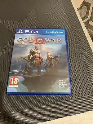 God of War (PS4) Great Condition