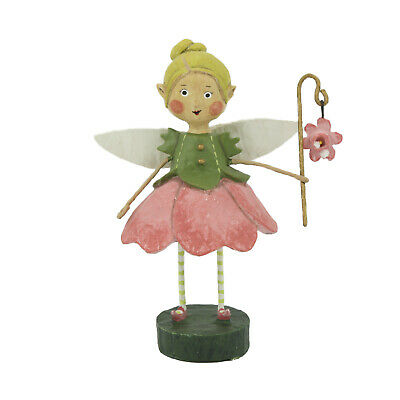 Lori Mitchell Sweet Pea Fairy Easter Spring Retro Vntg Home Decor Figurine