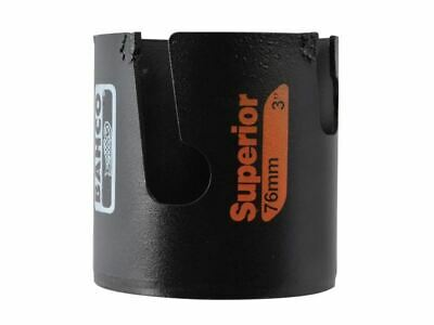 Superior� Multi Construction Holesaw Carded 76mm BAH383376C