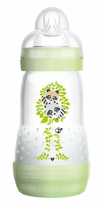 MAM Easy Start Anti-Colic Babyflasche (260 ml) – Babyflasche mit innovativem