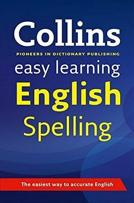 Collins Dictionaries, Easy Learning English Spelling (Collins Easy Learning Engl