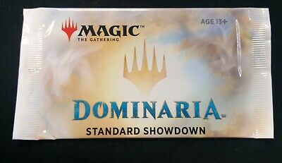 MTG DOMINARIA Standard Showdown Booster pack FACTORY SEALED Buy more and save!