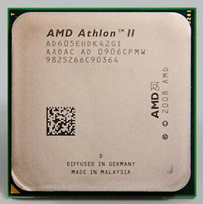 AMD Athlon II X4 605E CPU Quad-Core  2.3 GHz Socket AM3 45w Processor