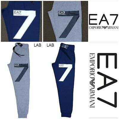 EMPORIO ARMANI  EA7 Men's Classic Jogger (Large 7 Printed)  **Amazing  Offer **