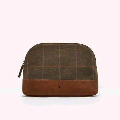 BNWT Joules Womens Onboard Large Travel Bag ONE in HARDY TWEED