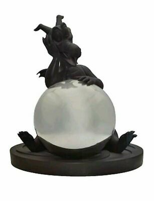 Disney Parks Epcot Flower & Garden Festival Retired Figment Gazing Ball Statue
