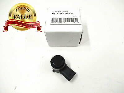 UNUSED | BMW Parking Sensor OEM - BLACK #66 20 9 274 427