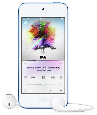 Apple iPod Touch 6th Generation 64GB - Blue.