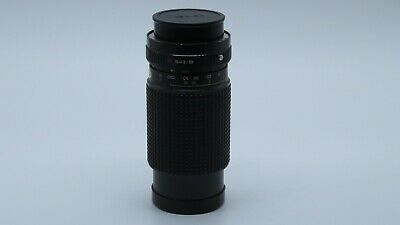 Tokina RMC Camera Lens f=80-200mm 1:4 ∅55mm  Photo camera vintage