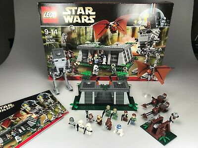 LEGO Star Wars, The Battle of Endor (8038), TOP-ZUSTAND