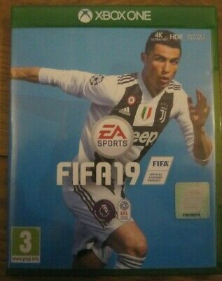 FIFA 19 - Xbox One - Very good condition FREE POST