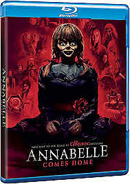 Annabelle Comes Home (Blu-ray, 2019) DISC ONLY