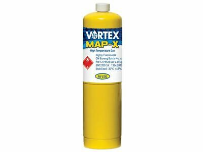 Vortex Map-X Brazing Gas Cylinder ARCVG1