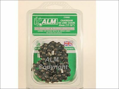 CH060 Chainsaw Chain 3/8in x 60 links - Fits 45cm Bars ALMCH060