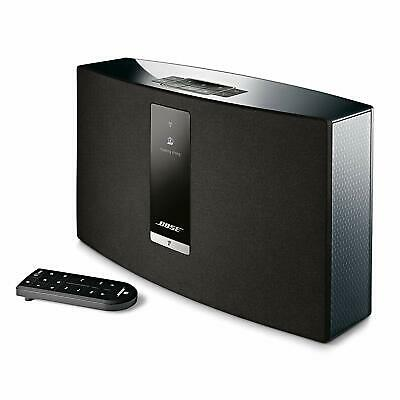 New Bose SoundTouch 20 wireless speaker, works with Alexa, Black