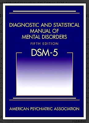 Diagnostic and Statistical Manual of Mental Disorders,5th Edition: DSM-5 ✅ P.D.F