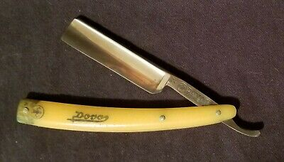 Antique Dovo Solingen Germany 24 Straight Razor Excellent Shave Ready