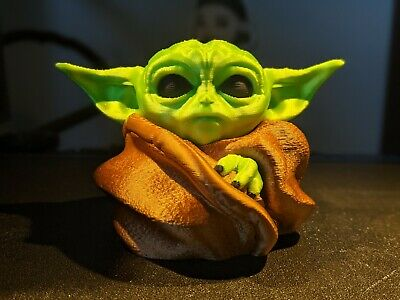 Baby Yoda - The Child - Mandalorian - Star Wars Figure - Model